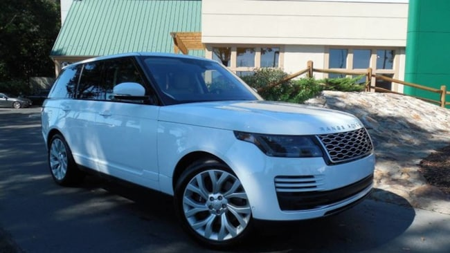 New 2019 Land Rover Range Rover HSE for sale in Midlothian, VA near Richmond, VA.