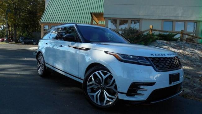 New 2019 Land Rover Range Rover Velar R-Dynamic SE for sale in Midlothian, VA near Richmond, VA.