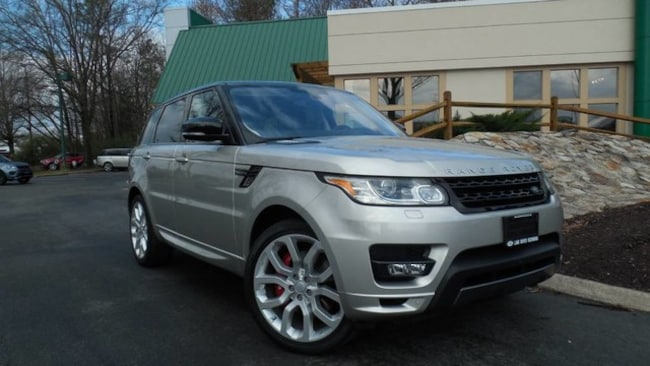 Certified 2016 Land Rover Range Rover Sport Autobiography**HOT 23K MILES** SUV for sale in Midlothian, VA near Richmond, VA.