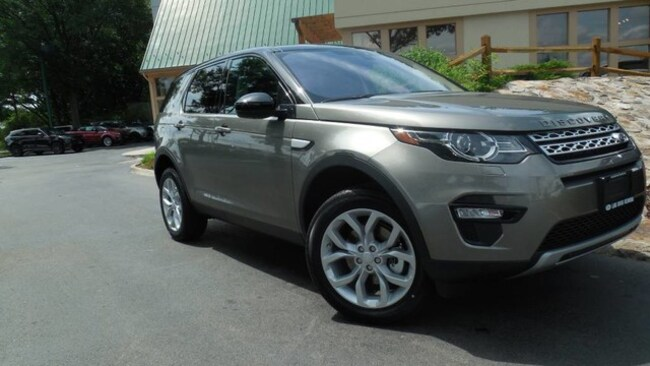 New 2018 Land Rover Discovery Sport HSE SUV for sale in Midlothian, VA near Richmond, VA.