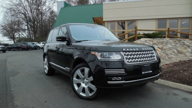 Used 2014 Land Rover Range Rover Supercharged Autobiography SUV for sale in Midlothian, VA near Richmond, VA.