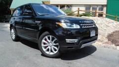 2016 Land Rover Range Rover Sport V8 Supercharged SUV