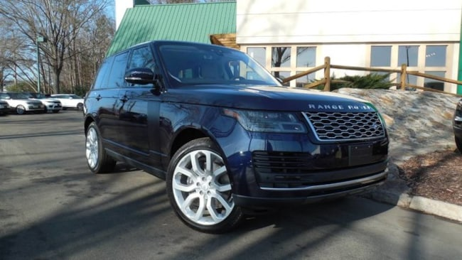 New 2019 Land Rover Range Rover Supercharged for sale in Midlothian, VA near Richmond, VA.