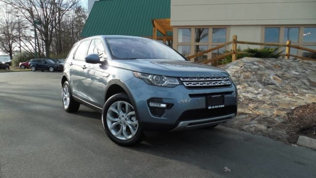 New 2019 Land Rover Discovery Sport HSE for sale in Midlothian, VA near Richmond, VA.