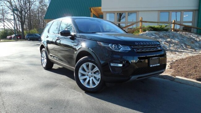 New 2019 Land Rover Discovery Sport SE for sale in Midlothian, VA near Richmond, VA.