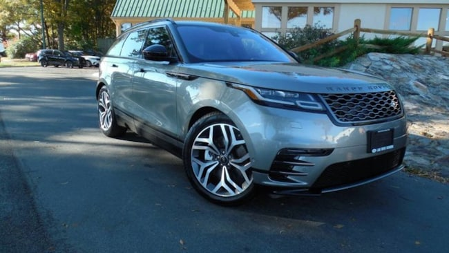 New 2019 Land Rover Range Rover Velar R-Dynamic SE for sale in Midlothian, VA near Richmond, VA.