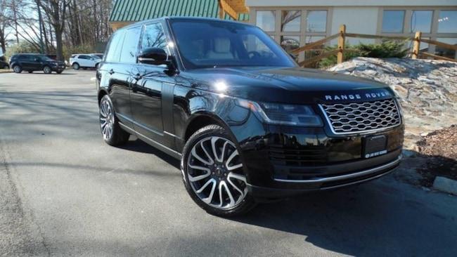 New 2019 Land Rover Range Rover for sale in Midlothian, VA near Richmond, VA.