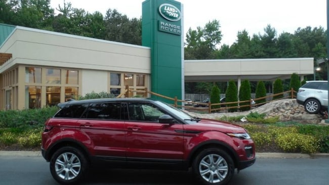 New 2017 Land Rover Range Rover Evoque SE Premium SUV for sale in Midlothian, VA near Richmond, VA.
