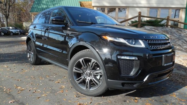 New 2019 Land Rover Range Rover Evoque Landmark Edition SUV for sale in Midlothian, VA near Richmond, VA.