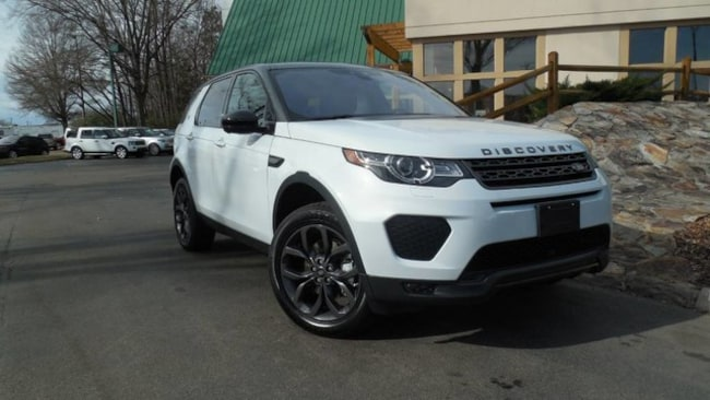 New 2019 Land Rover Discovery Sport Landmark Edition SUV for sale in Midlothian, VA near Richmond, VA.