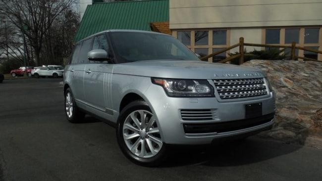 Used 2015 Land Rover Range Rover HSE SUV for sale in Midlothian, VA near Richmond, VA.
