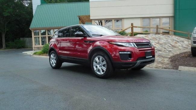 New 2017 Land Rover Range Rover Evoque SE Premium SUV for sale in Midlothian, VA near Richmond, VA.
