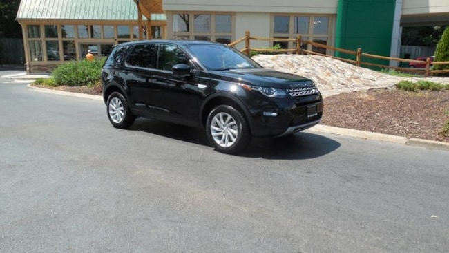 New 2017 Land Rover Discovery Sport HSE SUV for sale in Midlothian, VA near Richmond, VA.