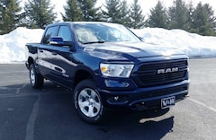New Chrylser Dodge Jeep RAM 2019 Ram 1500 BIG HORN / LONE STAR CREW CAB 4X4 5'7 BOX Crew Cab for sale in Marshfield, WI