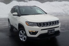 New Chrylser Dodge Jeep RAM 2019 Jeep Compass LATITUDE 4X4 Sport Utility for sale in Marshfield, WI