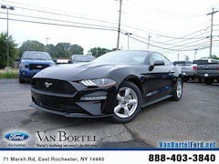 New 2018 Ford Mustang Ecoboost Coupe for sale in Rochester, NY
