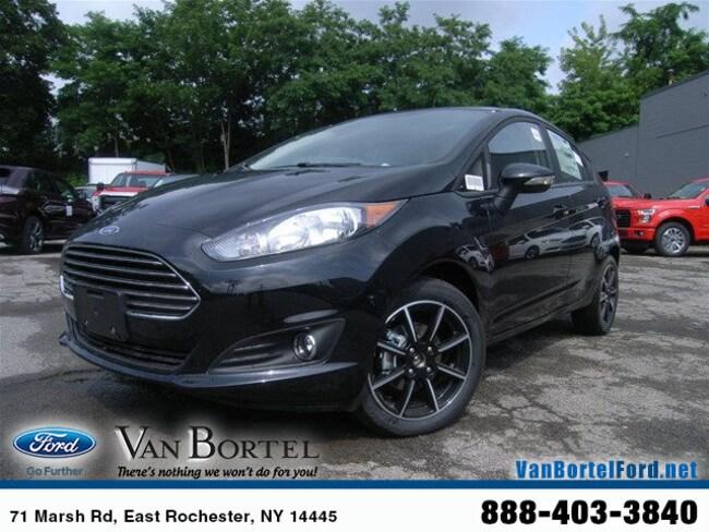 New 2017 Ford Fiesta SE Hatchback near Rochester, NY