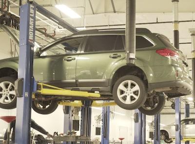 Subaru Service Savings