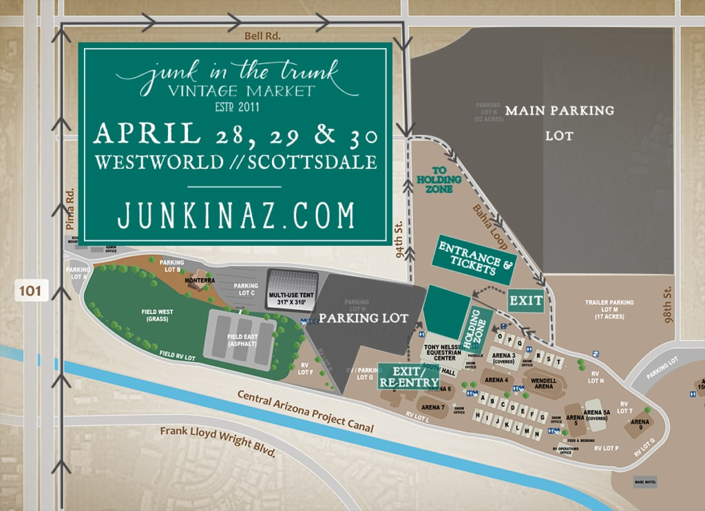 West World parking map