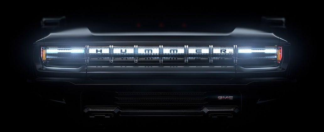 2022 GMC Hummer EV Reveal