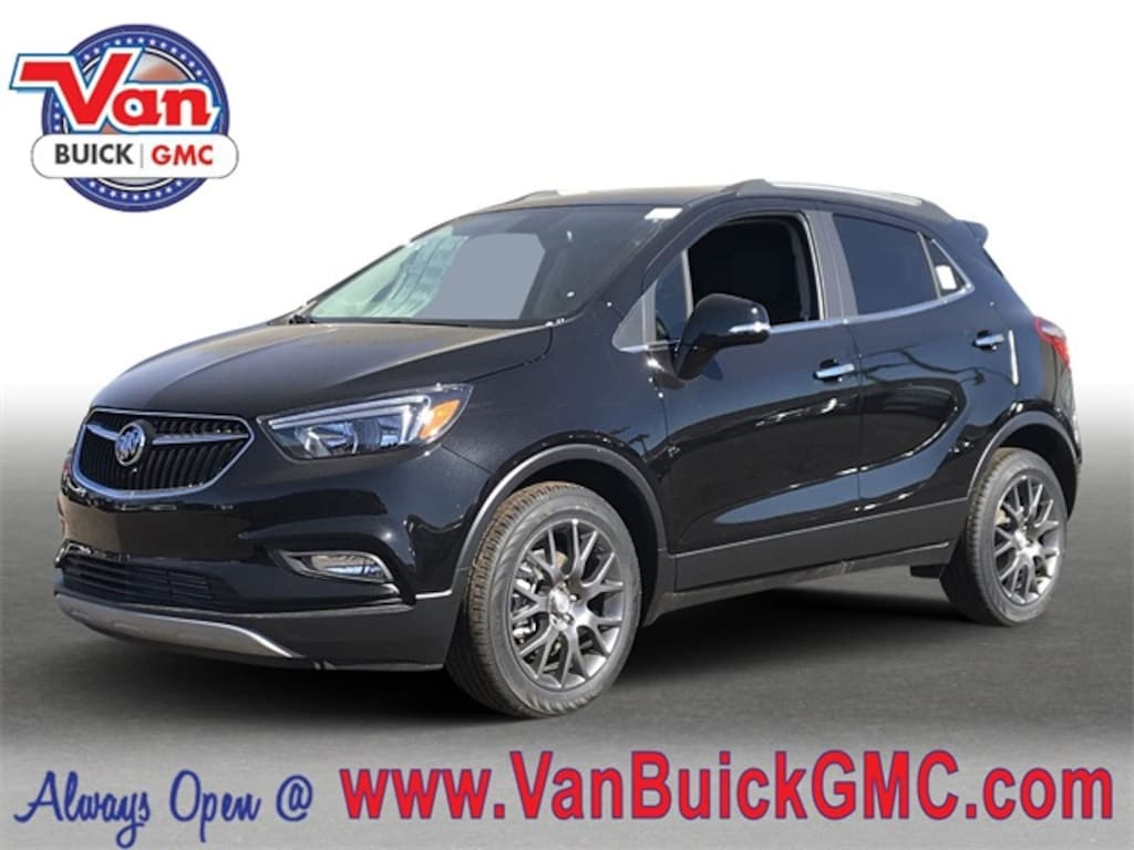 New 2019 Buick Encore Sport Touring For Sale In Scottsdale Az