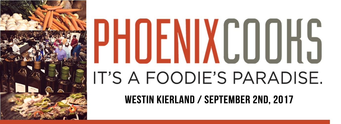 Phoenix Cooks 2017