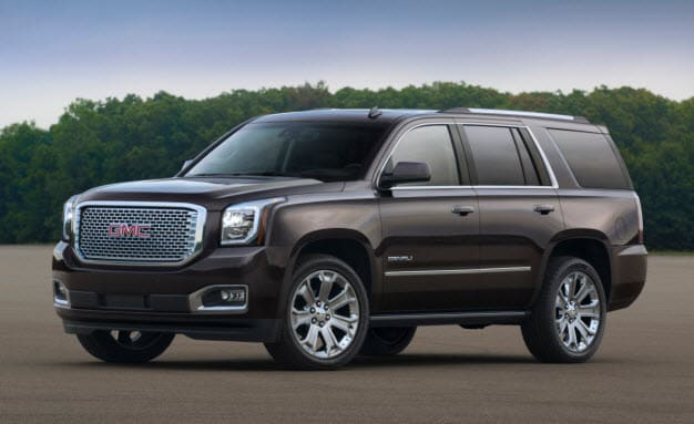 Gmc Named Most Refined Brand By Kelley Blue Book