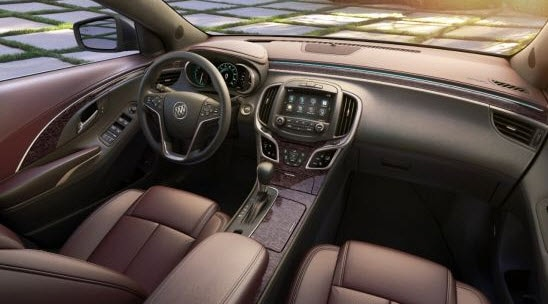 Van Buick Gmc Lacrosse Offers Exclusive Sangria Ebony Premium