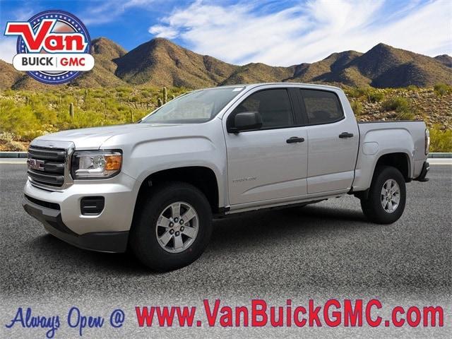2019 GMC Canyon Base Truck Crew Cab