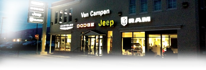 vancampen motors new and used vehicles chrysler dodge ram jeep dealership in williamsport. Black Bedroom Furniture Sets. Home Design Ideas