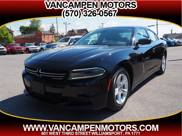 2015 Dodge Charger Cloth SE  Sedan