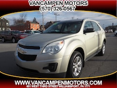 2013 Chevrolet Equinox Cloth AWD LS  SUV