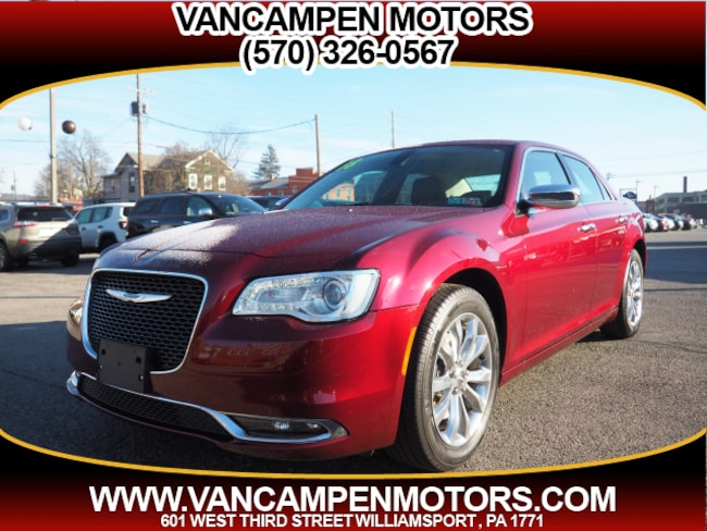 2018 Chrysler 300 Limited AWD Limited  Sedan