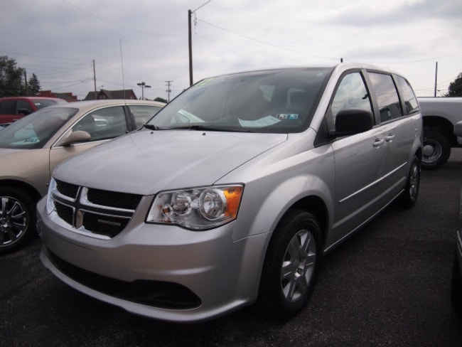 2012 Dodge Grand Caravan SE SE  Mini-Van