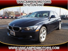 2013 BMW 3 Series X-Drive AWD 328i xDrive  Sedan SULEV