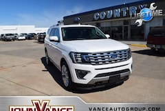 New Ford Cars 2019 Ford Expedition Limited SUV 1FMJU2AT9KEA08970 near Edmond OK