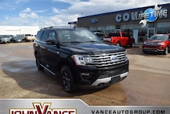 New Ford Cars 2019 Ford Expedition XLT SUV 1FMJU1JT8KEA18867 near Edmond OK