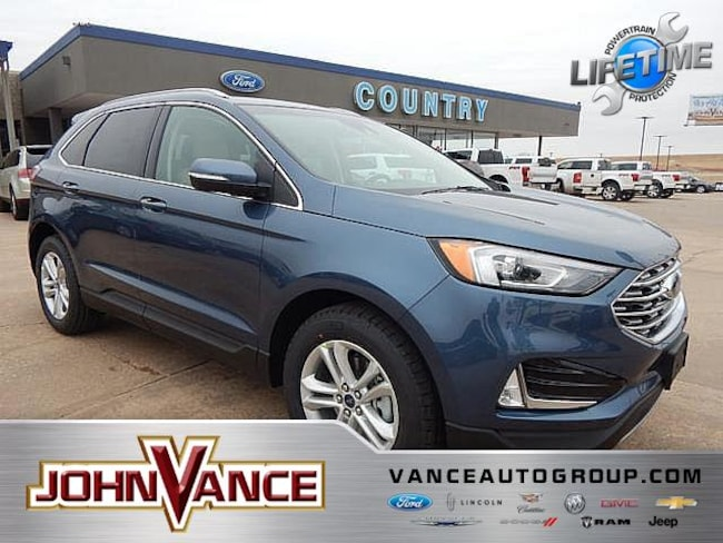 New 2019 Ford Edge SEL Crossover For Sale Guthrie, OK
