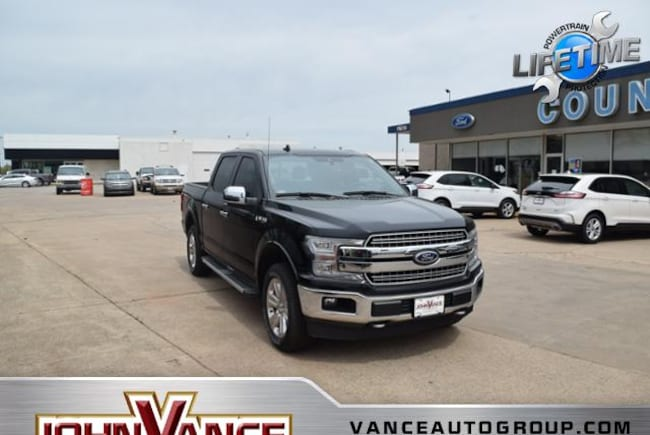New 2019 Ford F-150 Lariat Truck For Sale Guthrie, OK