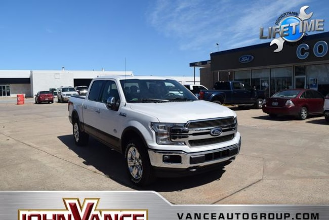 New 2019 Ford F-150 King Ranch Truck For Sale Guthrie, OK
