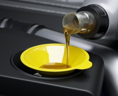 Van Chevrolet Oil Change