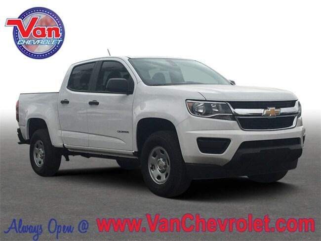 2019 Chevrolet Colorado Work Truck Truck Crew Cab