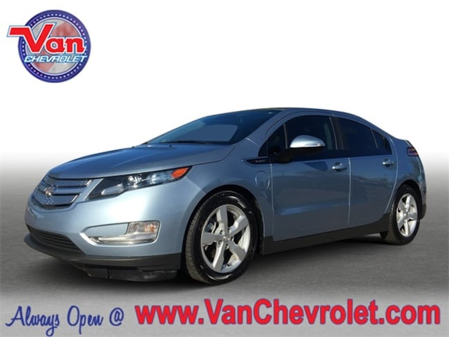 2015 Chevrolet Volt Base Hatchback