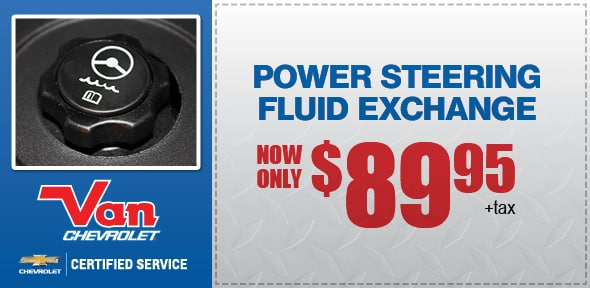 Power Steering Service Coupon, Scottsdale AZ Automotive Service Special