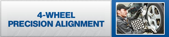 4-Wheel Alignment Coupon, Scottsdale