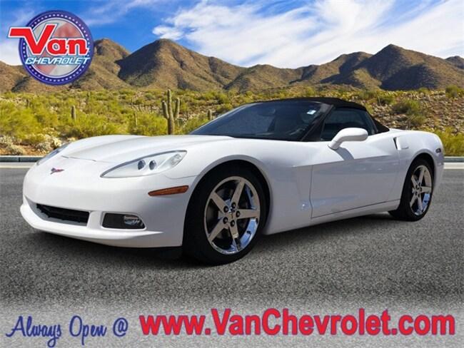 2005 Chevrolet Corvette Base Convertible