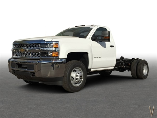 2019 Chevrolet Silverado 3500HD Chassis Work Truck Truck Regular Cab