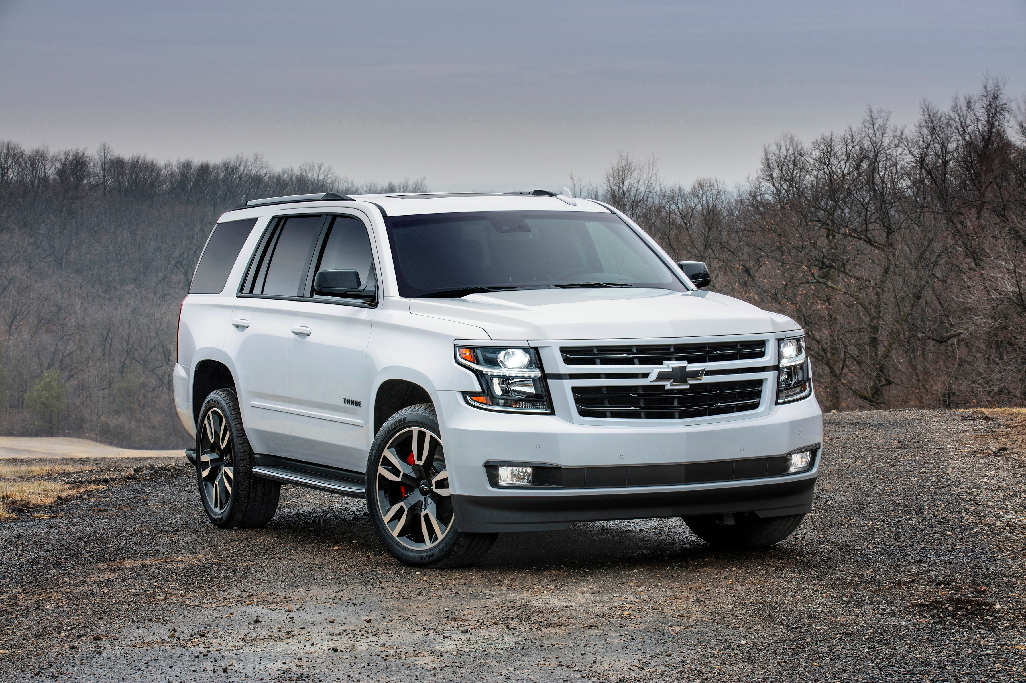 New Rally Inspired Trim to Debut on 2018 Suburban and Tahoe Models