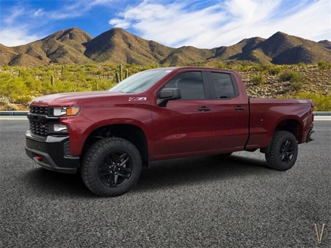 2019 Chevrolet Silverado 1500 Silverado Custom Trail Boss Truck Double Cab