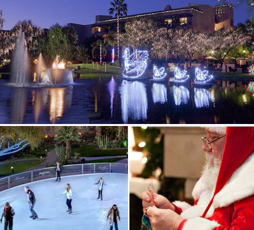 if you want to get into the holiday spirit head to the fairmont scottsdale princess to take part in fun christmas festivities the hotel will have lots for